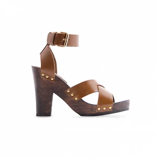 Sandalias estilo zuecos