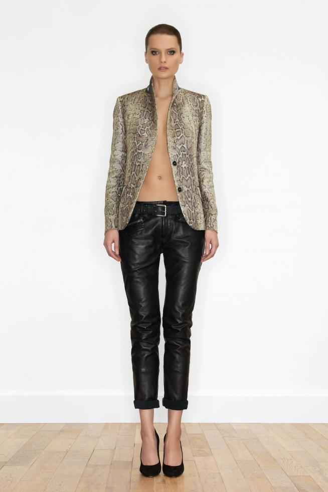 Lookbook Zadig & Voltaire verano 2011