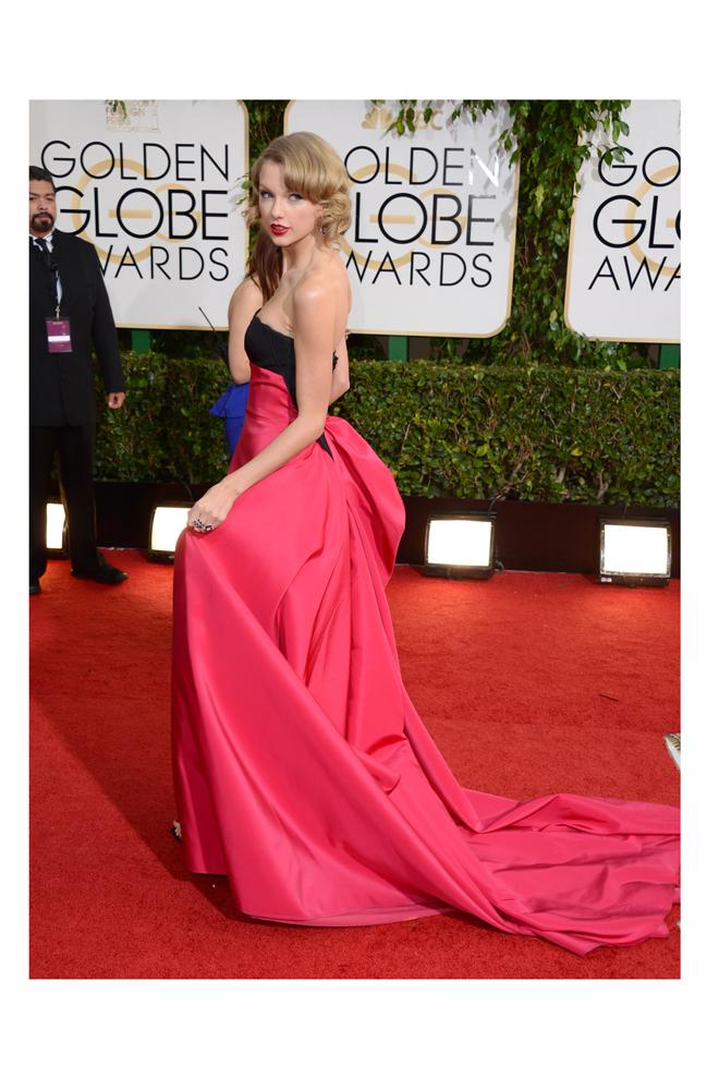 Taylor Swift, mejor vestida