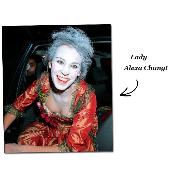 Lady Alexa Chung