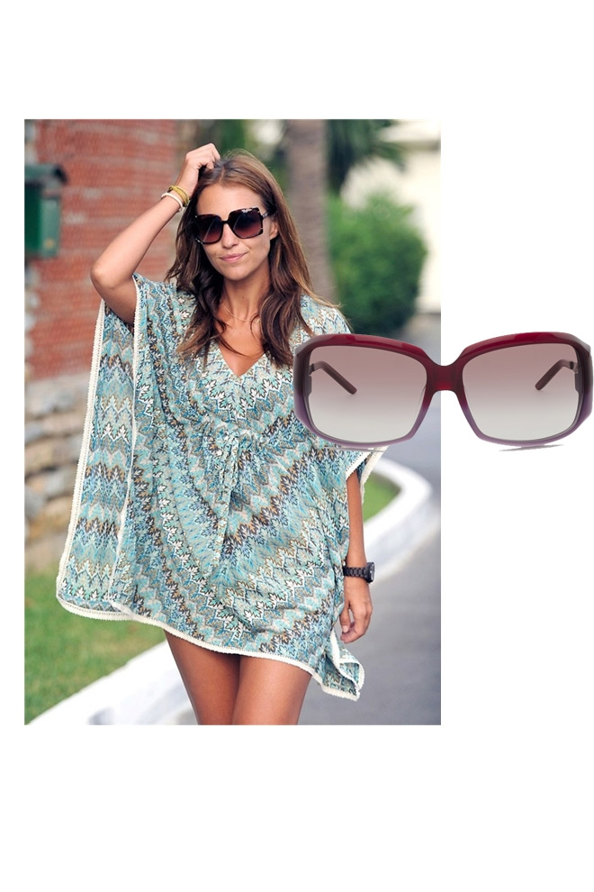 Las gafas de Paula