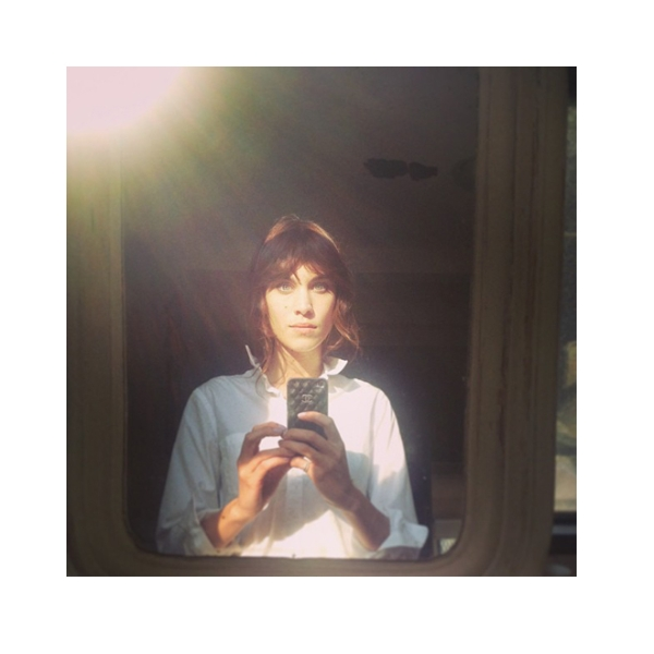 Alexa Chung\'s Instagram