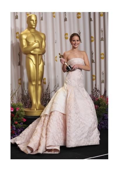 Dior para la gala de los Oscar