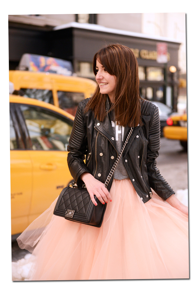 Los looks de las bloggers en las Fashion Weeks