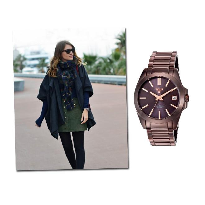 El reloj de My daily style