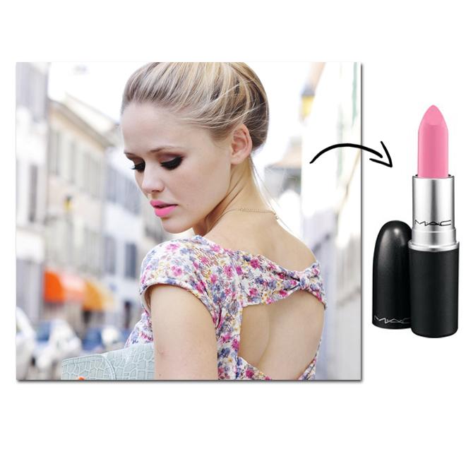 Bloggers' lipsticks
