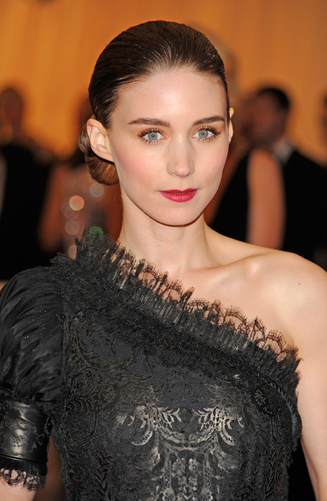 Look party: Rooney Mara