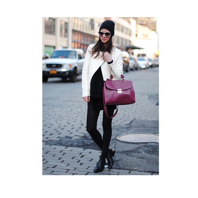 Look de viaje de Fashion Vibe