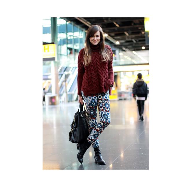 Look de viaje de Style Scrapbook