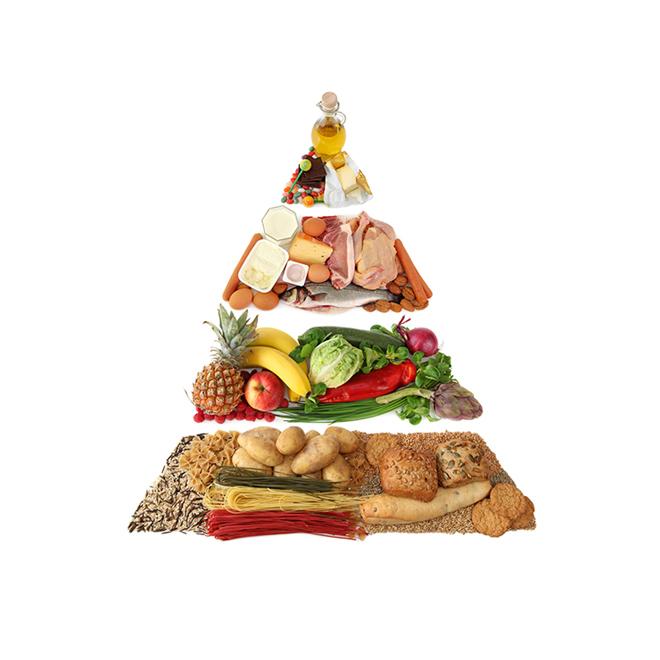 Los beneficios de cenar proteínas