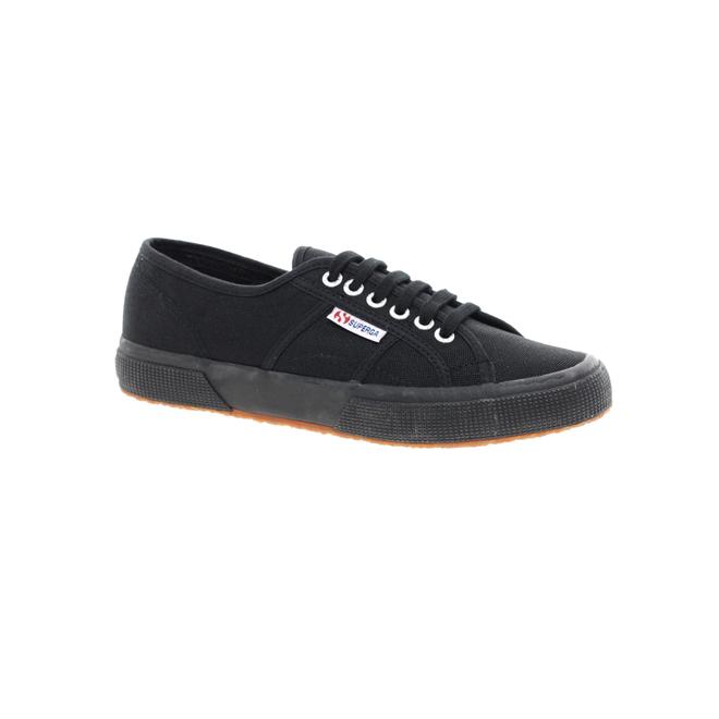 Zapatillas Superga en negro