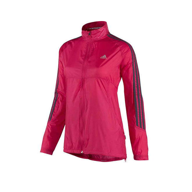 Chaqueta de running transpirable