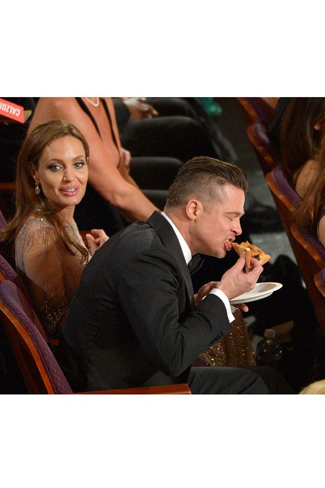 ¡Qué hambre tengo Angelina!