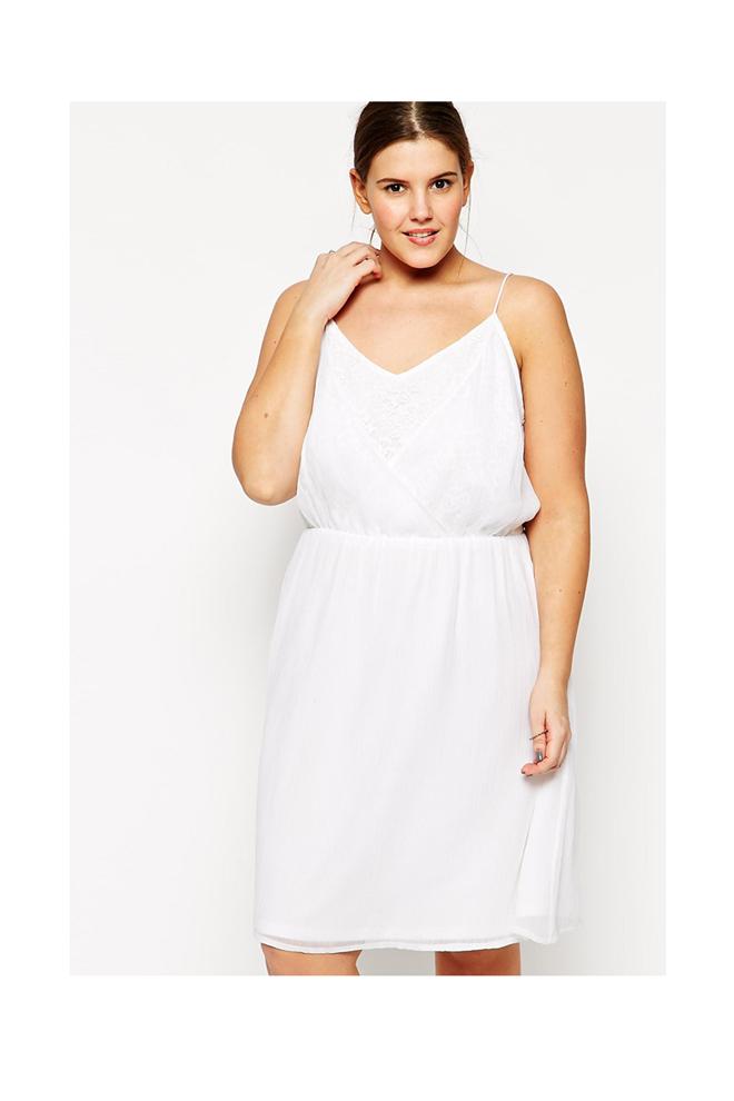 Vestidos blancos tallas grandes el corte ingles