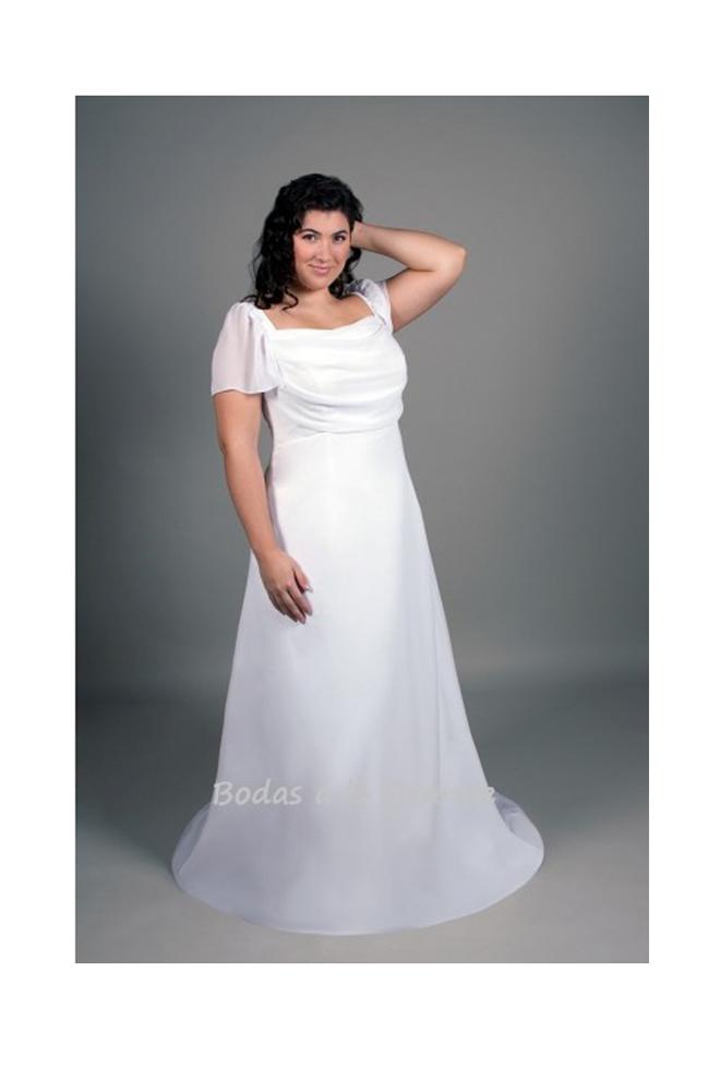 Vestidos de novia civil en el corte ingles