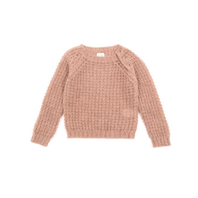 Jersey en rosa bebe