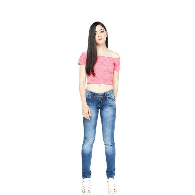 En tonos rosa