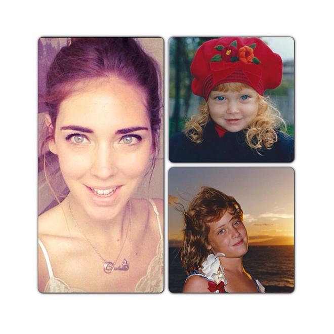 El pasado de Chiara Ferragni