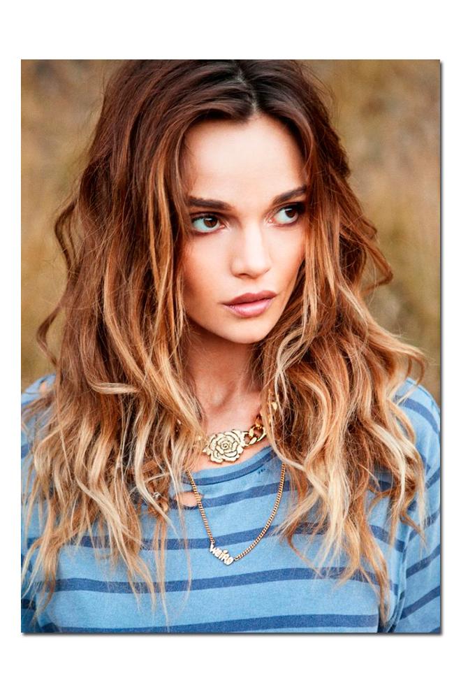 Peinados estilosos de verano