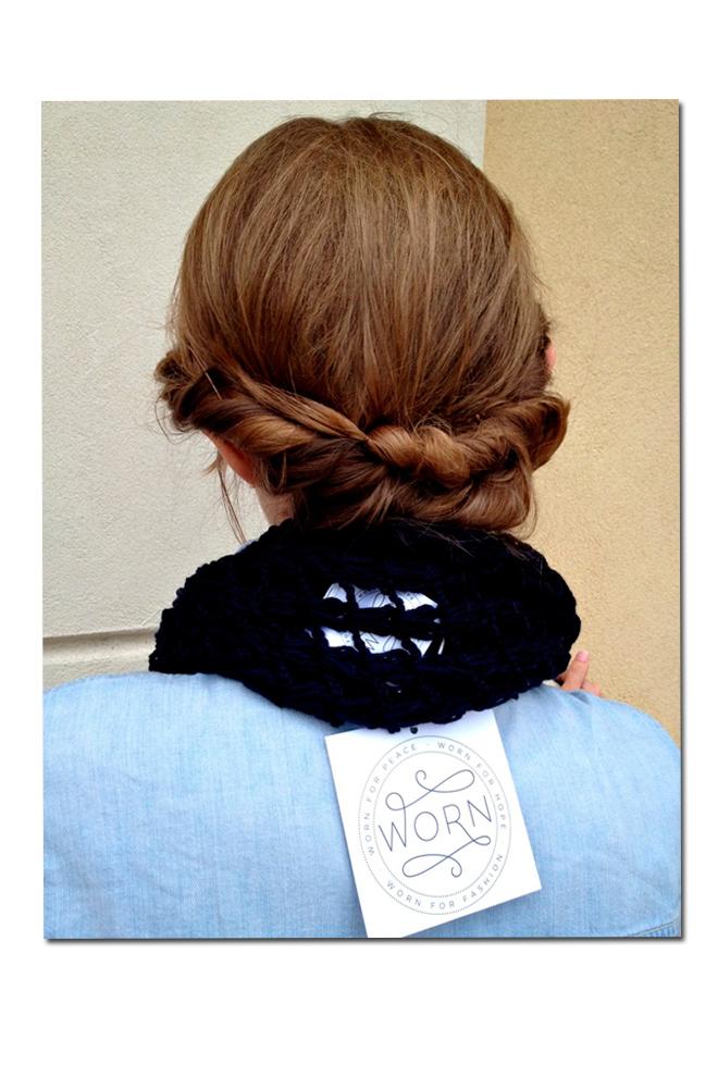 Peinados de verano 2013 stylelovely for Recogido bajo trenzado