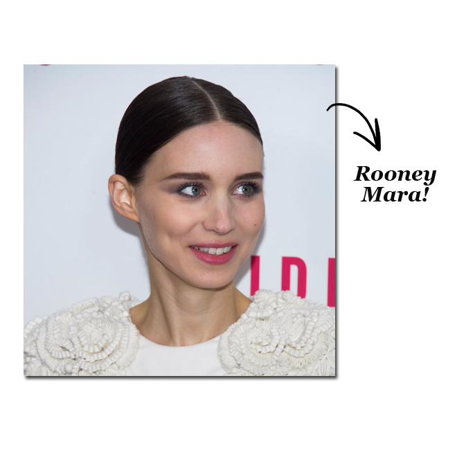 Rooney Mara, minimal & sexy