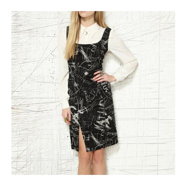 Vestido de estilo pichi vintage