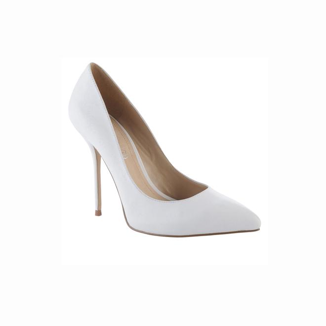 Stilettos blancos
