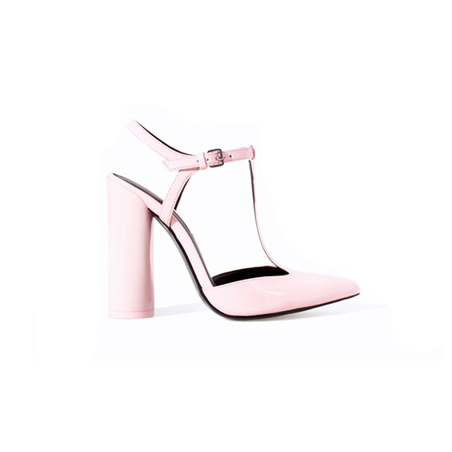 Zapatos pink