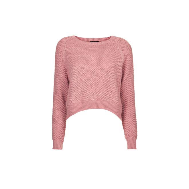 Jersey corto rosa