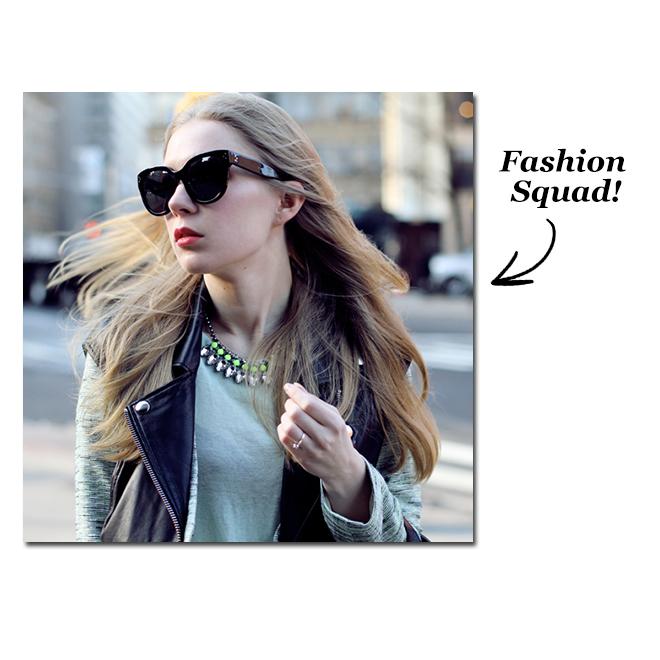 Fashion Squad su piel