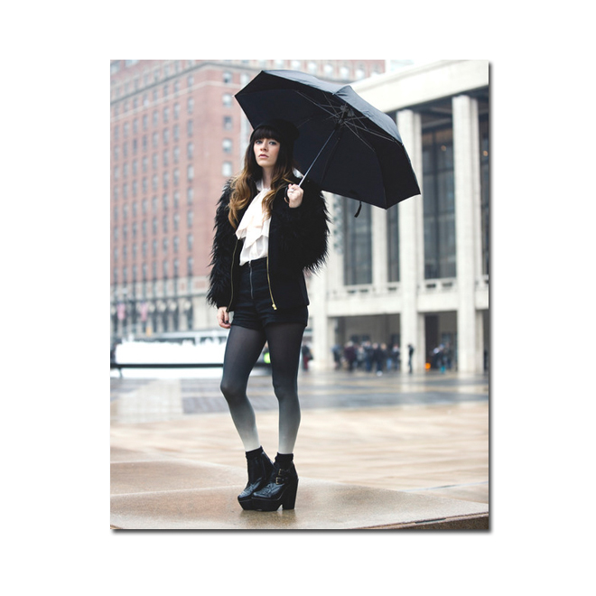 Jag Lever under the rain