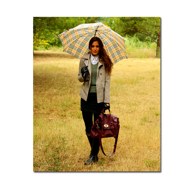 Rainy bloggers stylelovely - Lost in vogue ...