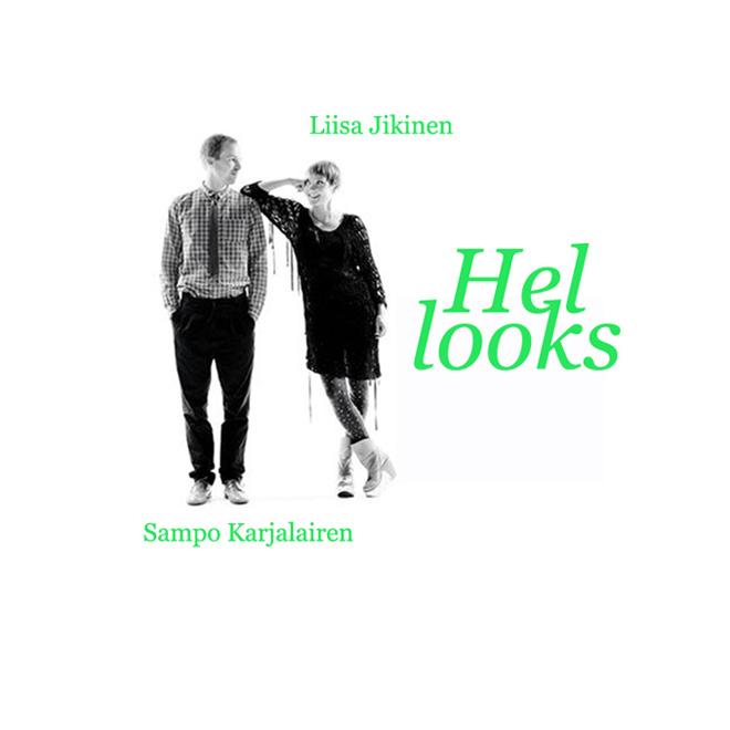 Liisa Jikinen y Sampo Karjalainen