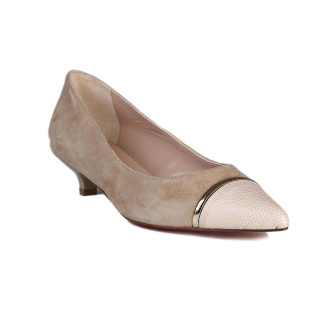Zapatos Salon Tacon Chupete
