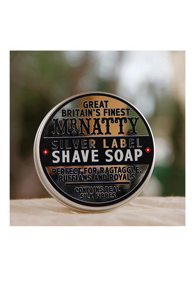 Jabón de afeitado para bigote y barba