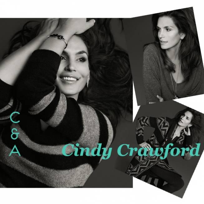 C&A & Cindy Crawford