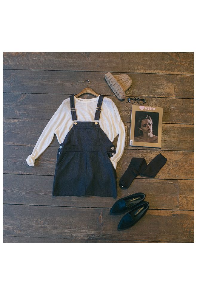 Olive clothing