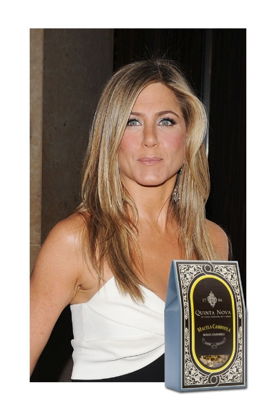 Jennifer Aniston & Camomila
