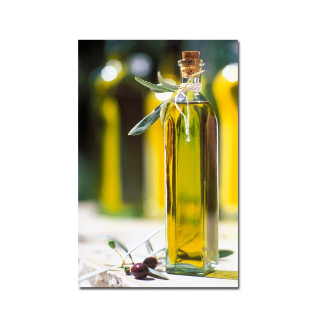 Anti encrespamiento con aceite de oliva