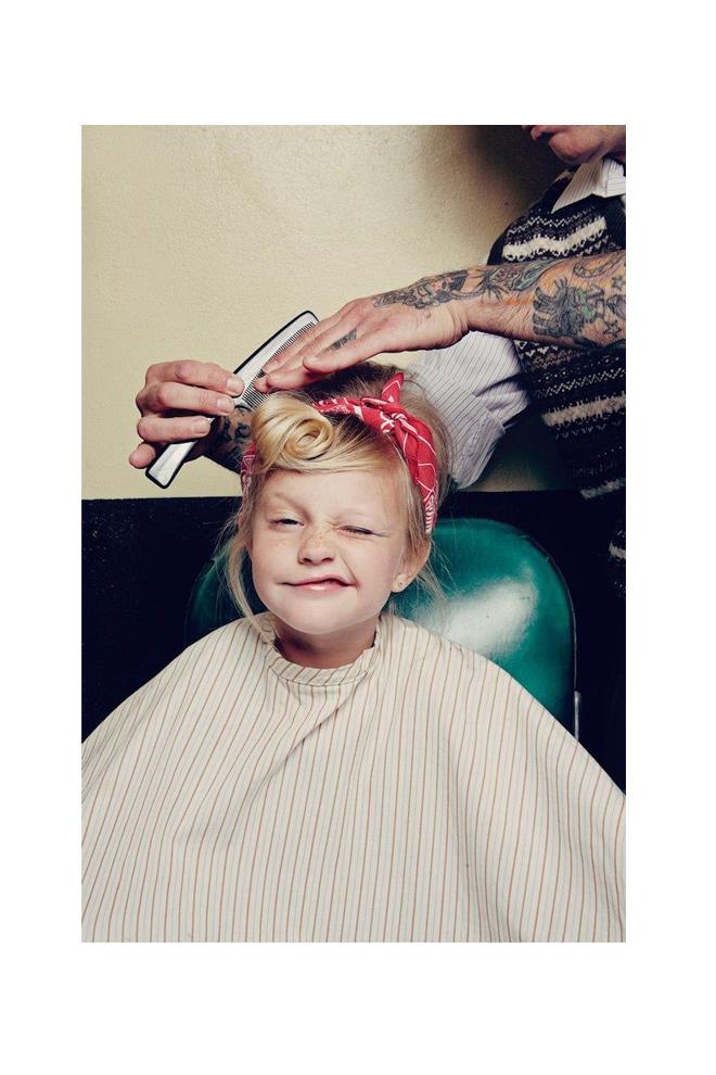 Córtate el pelo cada seis-8 semanas.