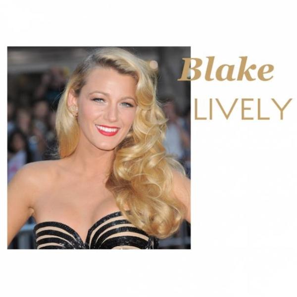 Las ondas de Blake Lively