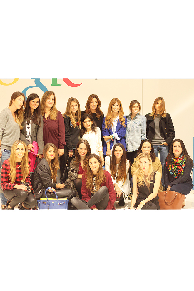 Bloggers en Google