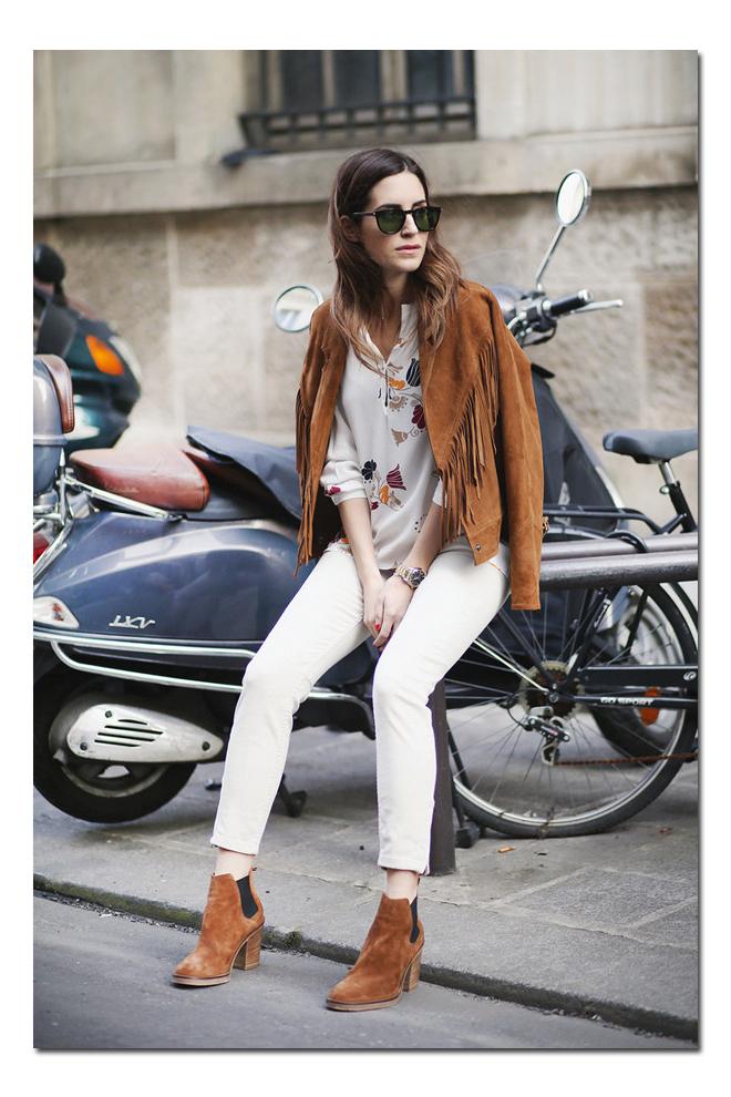 Una blogger, una prenda, una tendencia