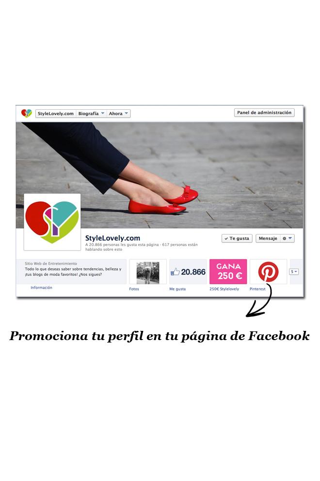 Utiliza tu página de Facebook