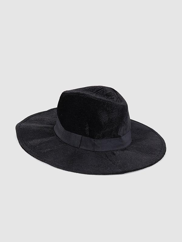 Sombrero de ala ancha de Fórmula Joven