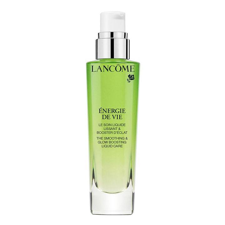 Énergie de Vie Liquid Care de Lancôme: productos flash buena cara
