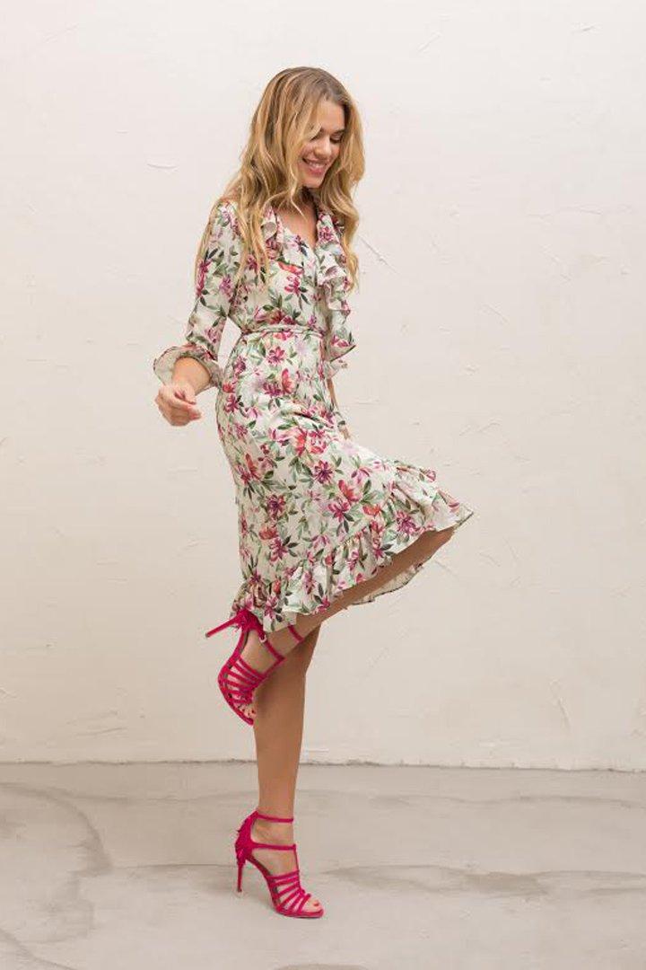 diseño de variedad brillante en brillo gama completa de especificaciones 100 vestidos para primavera que te van a enamorar - Stylelovely