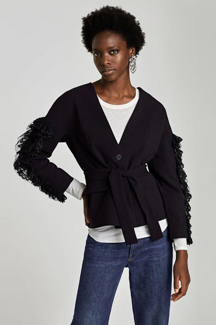 bajo precio 3bd64 ad6a6 Los 100 favoritos de Zara para este invierno - StyleLovely