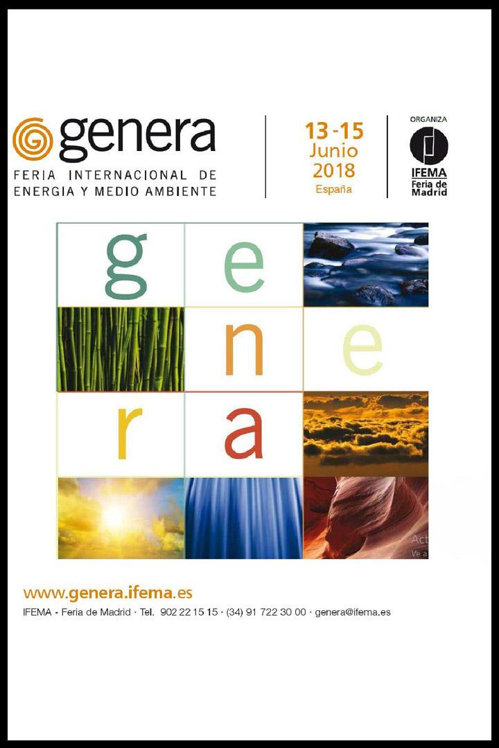 Genera 2018: agenda junio 2018