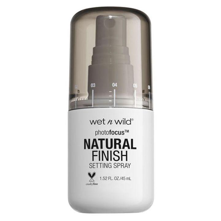 Spray Fijador de Wet N Wild: cosmetica para novias